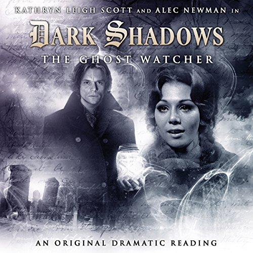 Dark Shadows - The Ghost Watcher Titelbild