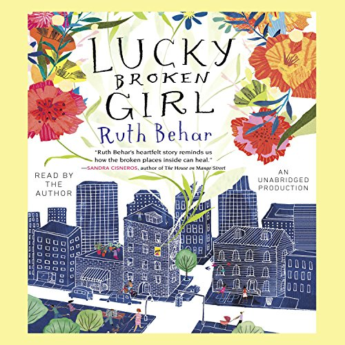 Lucky Broken Girl audiobook cover art