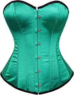 Best green waist corset Reviews