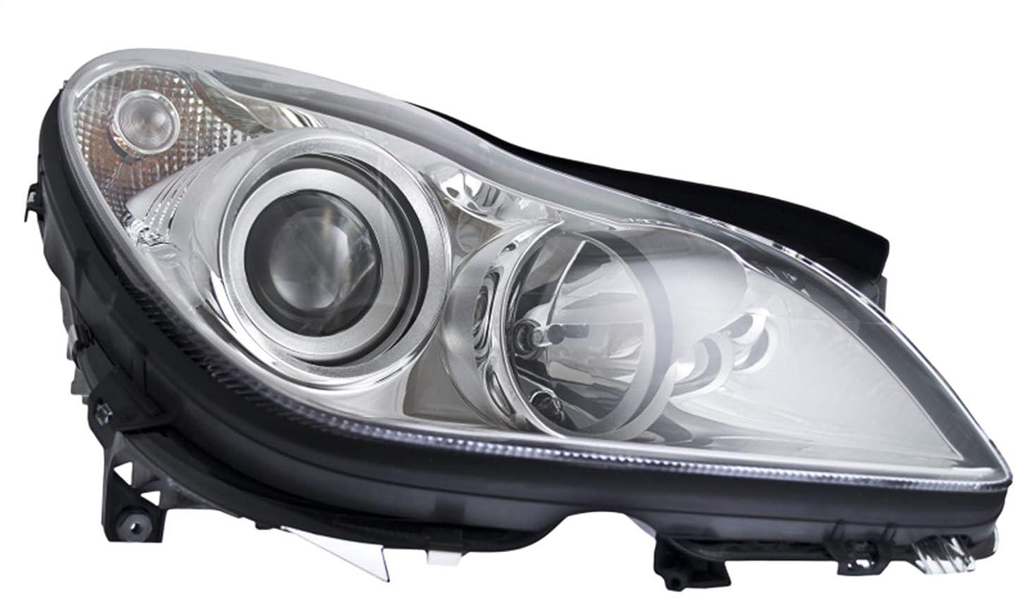 HELLA 008821061 Mercedes-Benz CLS-Class W219 Passenger Side Headlight Assembly
