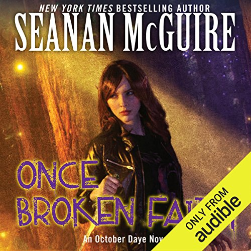 Once Broken Faith audiobook cover art