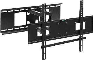 Artiss TV Wall Mount Bracket for 32 50 55 60 65 70 Inch Screen Tilt -2° to +10° Swivel 180° Extendable Six-Arm Pivot 50KG ...