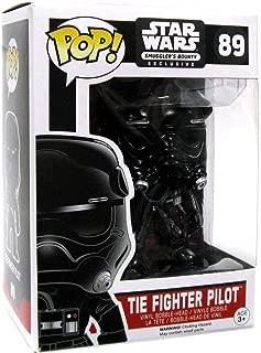 Star Wars Tie Fighter Pilot POP! Figure Smugglers Bounty Exclusive 89