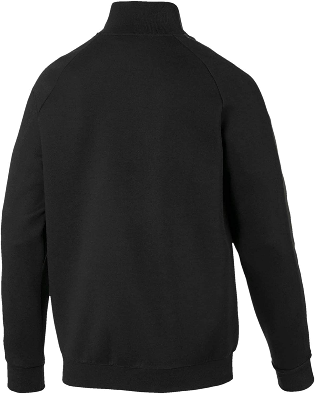 Puma Mens Luxe Track Jacket - Black