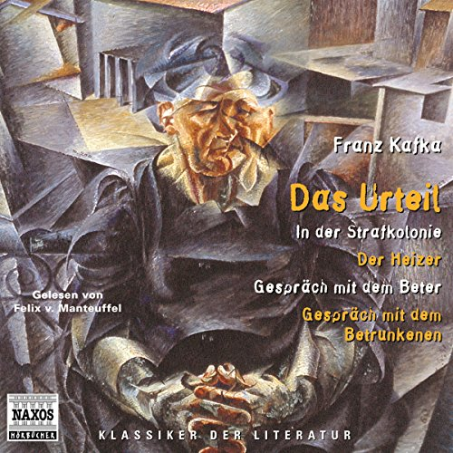 Das Urteil audiobook cover art
