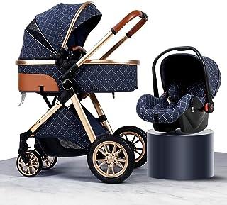 Foldable Newborn Baby Stroller Buggy Pram Pushchair Carriage Infant Travel Car
