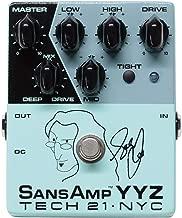 Tech 21 YYZ Geddy Lee Signature SansAmp YYZ Pedal