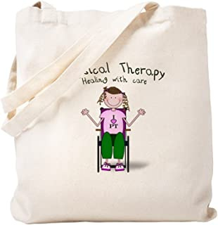 CafePress Physcial Therapy (Rollstuhl) Tragetasche