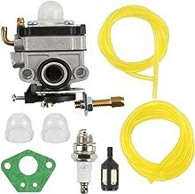 Anzac 753-04296 Carburetor for Troy-Bilt TB26TB TB475SS TB525CS TB146EC TB590BC TBE515 TB575SS Gas Trimmer