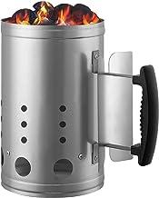 Schoorsteenstarter, roestvrij staal, snelle brandbriket, draagbare campingaccessoires, houtskool-ontstekingsvatkachel, voo...