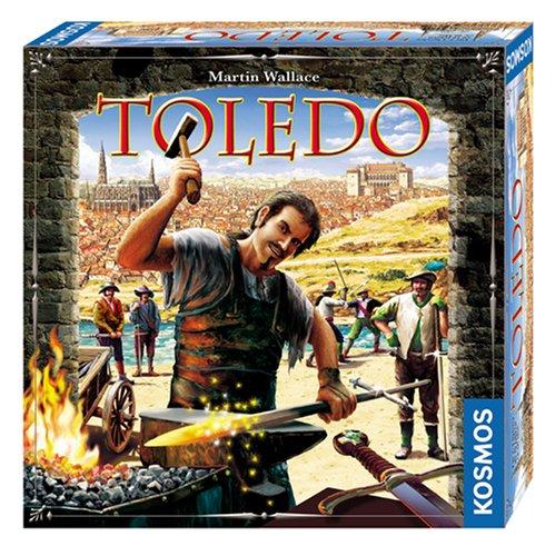 Kosmos 6903660 Toledo - Juego de mesa [Importado de Alemania]