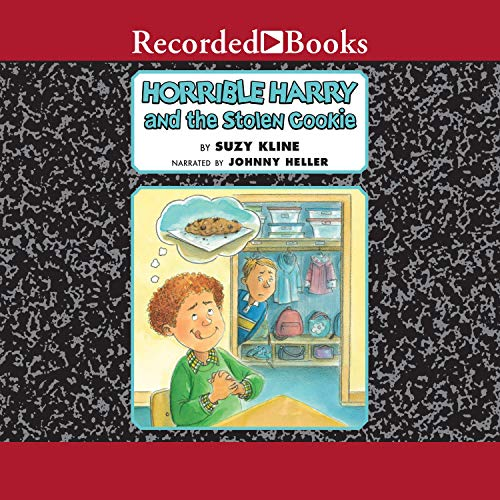 Horrible Harry and the Stolen Cookie  By  cover art