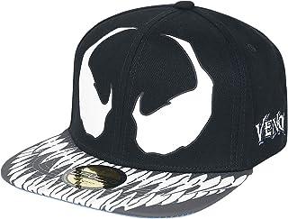 Venom (Marvel) Furious Hombre Gorra Negro/Azul,