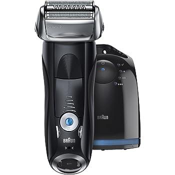 【除菌洗浄器付き】 ブラウン シリーズ7 メンズ電気シェーバー 7760cc 4カットシステム 洗浄器付 水洗い可