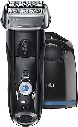 【Amazon.co.jp 限定】ブラウン メンズ電気シェーバー シリーズ7 7760cc 4カットシステム 洗浄機付 水洗い可