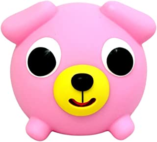 Sankyo Toys Jabber Ball Dog - Pink