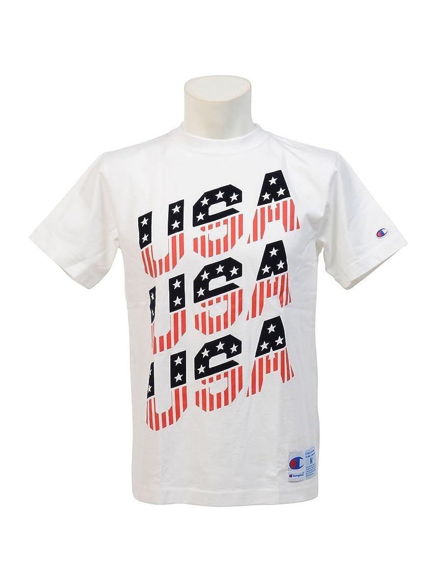 配送版パーティー(チャンピオン)Champion Tシャツ C3-H370 010 ホワイト S