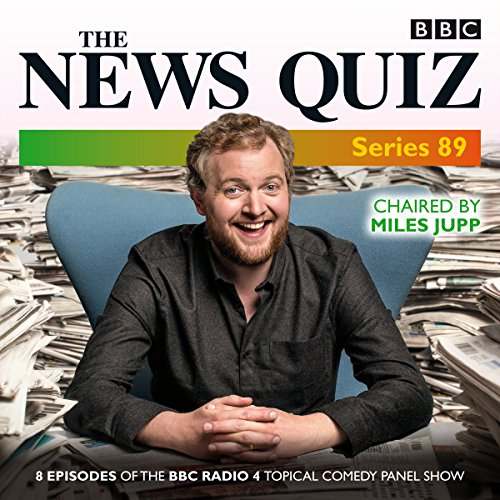 The News Quiz: Series 89 cover art