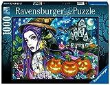 Ravensburger Puzzle, Puzzle 1000 Piezas, El Día de Halloween, Puzzle Adultos, Puzzle Fantasy, Rompecabezas de Calidad