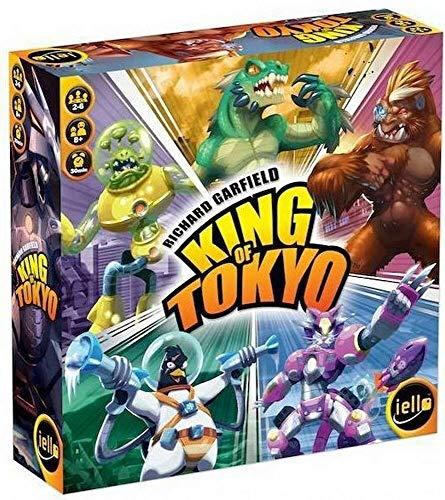 Mancalamaro- King of Tokyo, KGTK