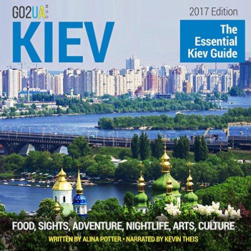Kiev Travel Guide cover art