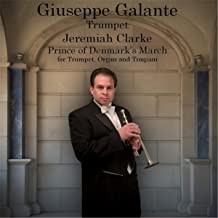 Jeremiah Clarke: Prince of Denmark's March in D Major for Trumpet, Organ and Timpani (New Version)