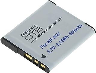 OTB Akku für Sony NP BN1 Li Ion Schwarz