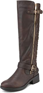 Women's Knee High Riding Boots
