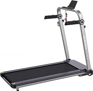 ADVENOR Treadmill Motorized Treadmills 3.0 HP Electric Running Machine Folding Treadmill Ultra-Wide Running Belt Exercise Fitness Indoor