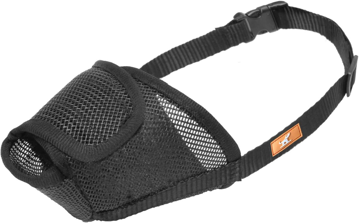 Dog Muzzle Mesh with Max 76% OFF Overhead Mouth Mask Strap Breathable Guard Virginia Beach Mall