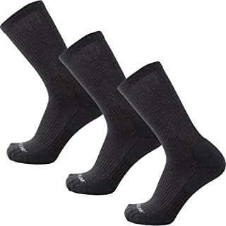 CloudLine Merino Wool Tactical Sock - Light Weight - 3 Pack