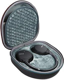 Esimen Hard Case for Sony WHCH700N/WHCH710N Wireless Noise Cancelling Headphones Travel Carrying Storage Bag(Black)