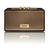 Toshiba Wireless Bluetooth Speakers: Vintage Retro Home Speaker Box...