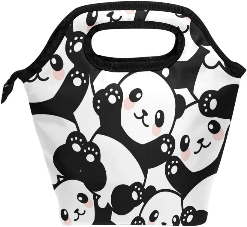 New mail order ATTX Panda Lunch for Girls Box Sale item