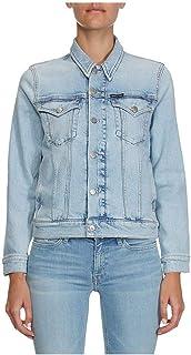 جاكيت جينز للارتداء الخارجي فونديشن تراكر للنساء من كالفن كلاين جينز