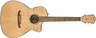 Fender エレキアコースティックギター FA-345CE Auditorium, Laurel Fingerboard, Natural