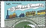 Prophila Collection BRD (BR.Deutschland) 3070 (kompl.Ausg.) 2014 Deutsche Ferneisenbahn (Briefmarken für Sammler) Eisenbahn / Seilbahn
