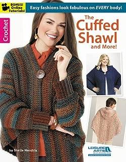 Best cuffed shawl knitting pattern Reviews