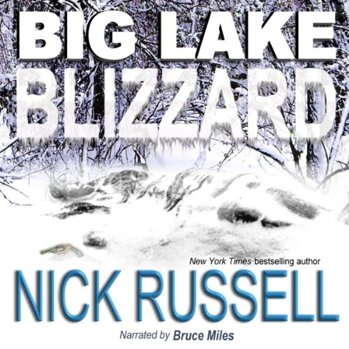 Big Lake Blizzard, Volume 4 audiobook cover art