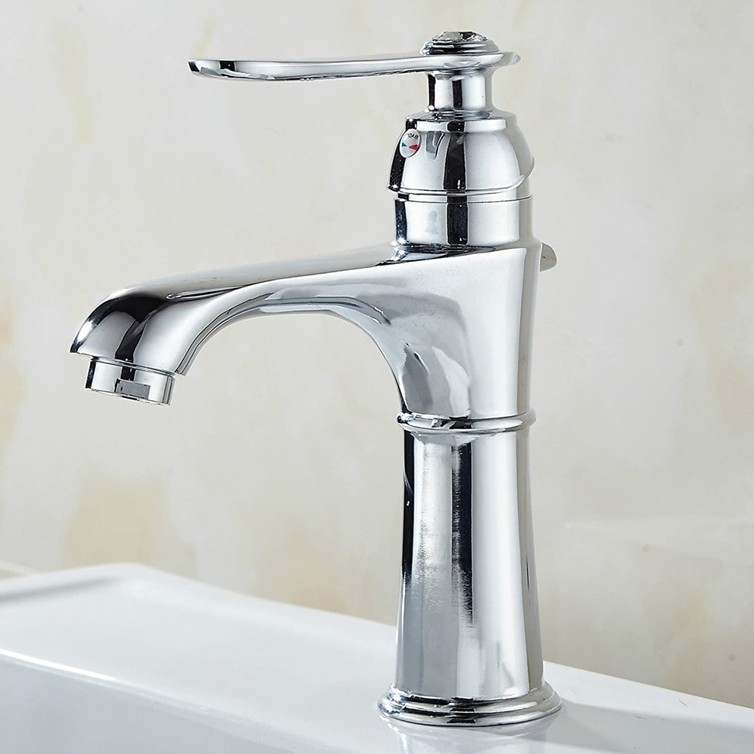 LHbox Basin Mixer Tap Bathroom Sink Faucet Single hole face hot and cold water faucet basin faucet basin sink Faucet