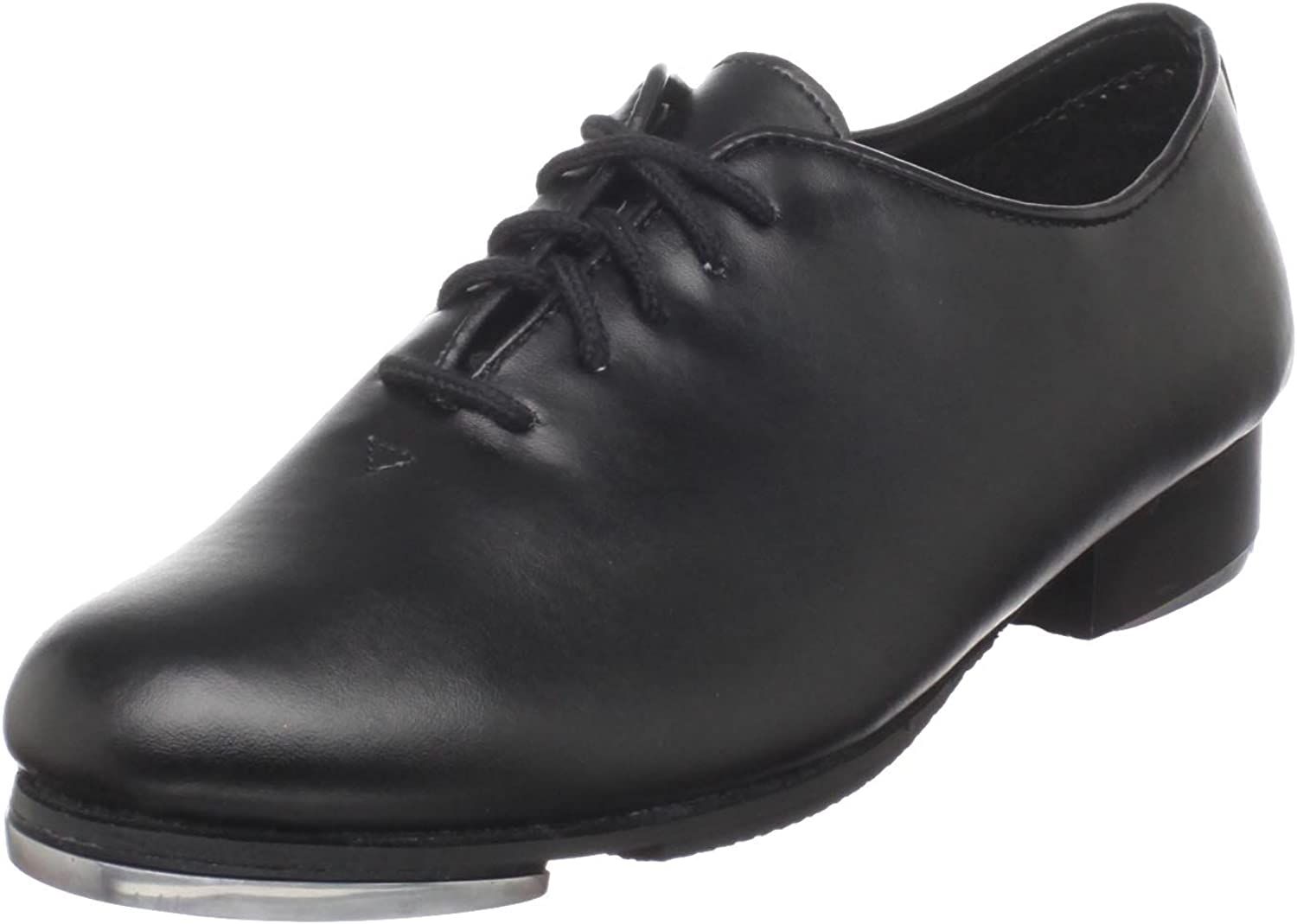 Dance Class Women's PTM101 Full Sole Jazz Tap Oxford shoes