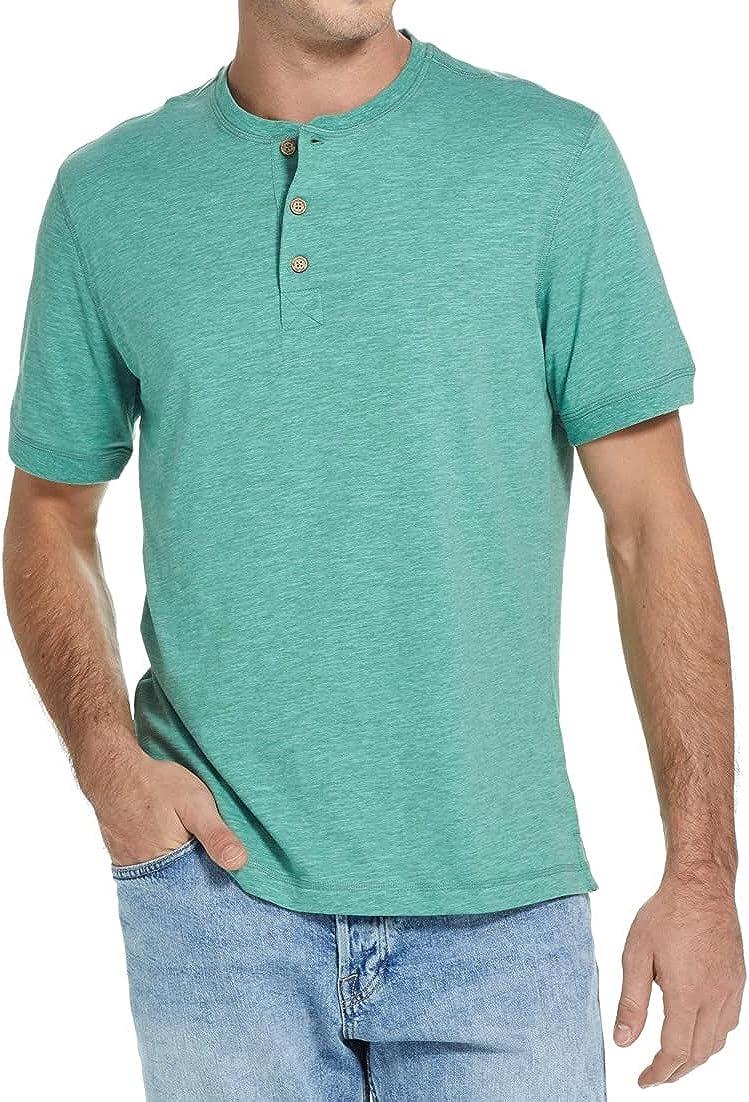 Weatherproof Vintage Mens Green Heather Casual Shirt 2X