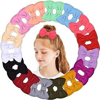 30 lazos para el pelo para niñas y bebés, accesorios para recién nacidos, niños pequeños, bebés y niños