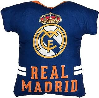 PHU CARBOTEX COJÍN con Forma DE Camiseta del Real Madrid ...