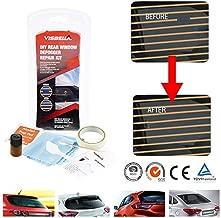 Car DIY Rear Window Defogger Repair Kit Rear Window Grid Line Repair Tool