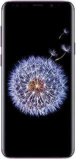 Samsung Galaxy S9+ G965U GSM Unlocked Smartphone - Lilac Purple (Renewed)