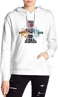 My Hero Academia Boku No Hero Todoroki Shoto Hoodies Sweatshirt Adult Pullovers for Women