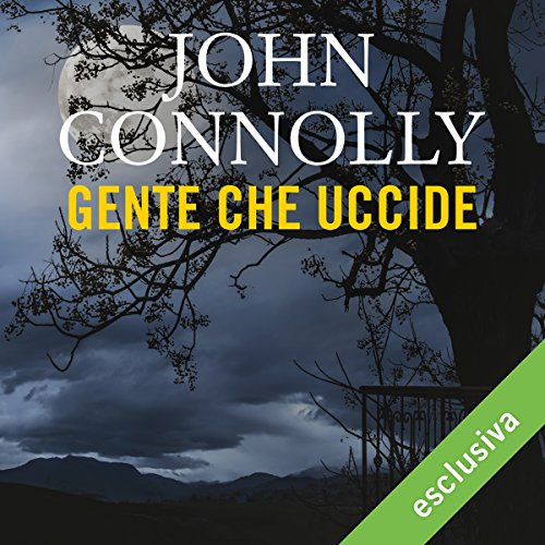 Gente che uccide audiobook cover art