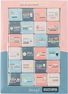 Chocolatinas - 24 motivos por los que mamá es lo más