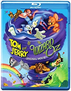 Tom & Jerry & The Wizard Of Oz [Edizione: Stati Uniti] [USA] [Blu-ray]